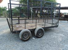 عربة نقل جيدة الاستعمال لأي غرض قابل للتفاوض