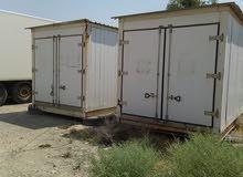 ثلاجات للبيع -  للتخزين عدد 2 ( تبريد وتجميد )