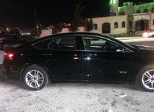 Black Ford Fusion 2016 for sale