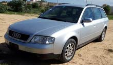 Automatic Silver Audi 1999 for sale