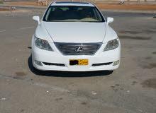 Lexus LS 2007 For sale - White color