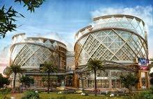 امتلك محل تجارى او ادارى او طبى فى Audaz mall فى حى المال والاعمال العاصمة الادارية