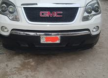 GMC Acadia 2011 For sale - White color