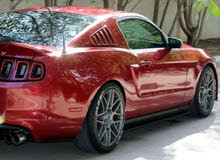 For sale 2012 Red Mustang