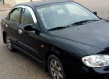 Automatic Black Kia 2000 for sale