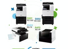 طابعات printers