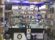 تشغيل متجر للهواتف المحمولة للبيع في السالمية Running mobile shop for sell in salmiya