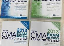 CMA textbook part 1+ 2