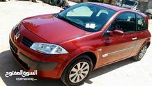 Automatic Red Renault 2004 for sale
