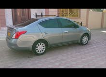 Nissan Versa 2014 For sale - Grey color