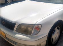 يوجد لدي قطع غيار سيارة لكسز حجم 400 موديل 99 وجيب نايترو موديل 2008