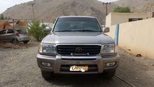 Used condition Toyota Land Cruiser 2001 with +200,000 km mileage