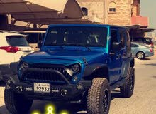 Jeep Wrangler car for sale 2016 in Kuwait City city
