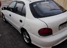 Available for sale! 0 km mileage Hyundai Accent 1998