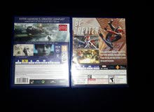 سيدات جديدة مع عرض ps4 جديد للبيع لعبة (30)spiderman(30)    battlefield