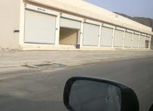 للبيع بناية للبيع ف صناعية العامرات (العاتكية)