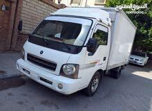 مطلوب سيارة نقل بضائع للايجار شهري .