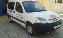 White Peugeot Partner 2005 for sale