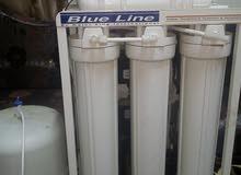 محطة فلتر ماء بقدرة انتاجية عالية