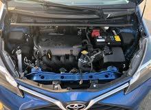 Gasoline Fuel/Power   Toyota Yaris 2016