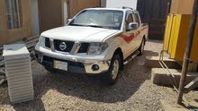 White Nissan Pickup 2009 for sale