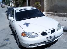 Manual White Hyundai 1998 for sale