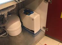 فلتر ماء مستعمل بحاله ممتازه امريكي 9 مراحل تابع للشركه us filters kirby