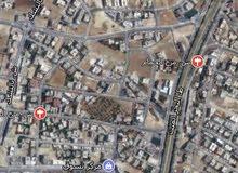 ارض للبيع حوض ام السماق مرج الحمام مساحة دونم ومائه متر على شارعين
