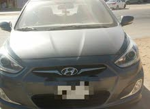 Manual Hyundai 2014 for sale - Used - Jeddah city