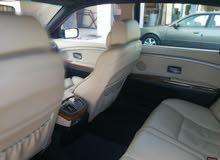 Gasoline Fuel/Power   BMW 750 2007