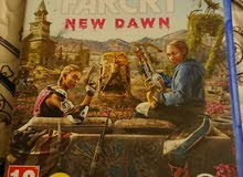 far cry new down ps4 game