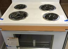 Electrical Cooking Range with Oven ( American Maytag).