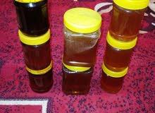 عسل ورد وعسل سدر