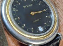 ساعة مستعملة بحالة جيدة ماركة بولوفا