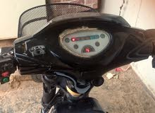 Aprilia motorbike is available for sale