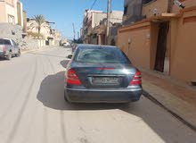 Used condition Mercedes Benz E 240 2004 with +200,000 km mileage