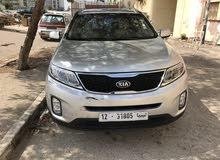 Gasoline Fuel/Power   Kia Sorento 2013