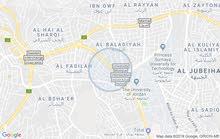 ستديو مفروش للايجار شارع الجامعه الاردنيه 125 دينار شهري شامل الماء والحارس