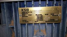 مضخة بوستر booster pump   KSB