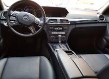 Mercedes Benz C180 Model 2012