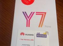 هواوي y7 prime 2018 كفالة سيل افنيو