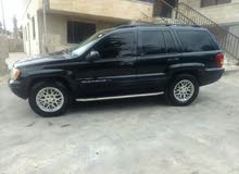 Automatic Jeep 2002 for sale - Used - Amman city