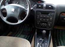 Grey Peugeot 406 2003 for sale