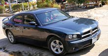 Automatic Black Dodge 2008 for sale