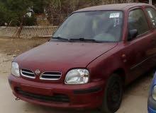Nissan Micra for sale in Benghazi