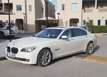 BMW 750 LI Pearl Edition