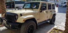 km Jeep Wrangler 2012 for sale
