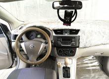 Automatic Nissan 2016 for sale - Used - Al Riyadh city