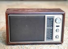 راديو قديم صنع ف الستينات