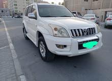 Prado 2008 very clean, accident-free, 236 km, refrigerator, cruise control, rear